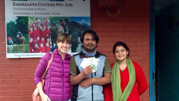 we are nepal spende karmalaya